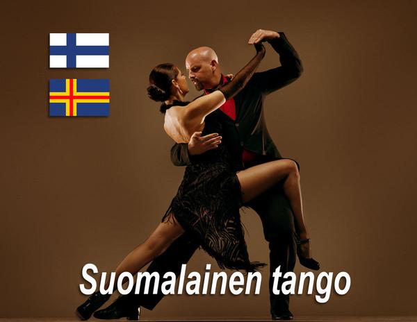 Финское танго -Tango Suomi